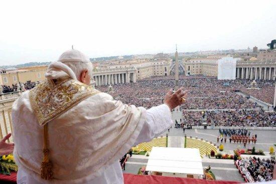 Послание Бенедикта XVI на Великий Пост 2010 года