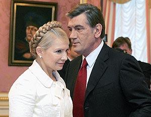 Патриарх встретится с Ющенко и Тимошенко