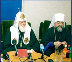 """Митрополит Мефодій: """"Українська Церква не має права на помилку"""""""