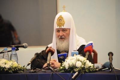 Патриарх задаст Виктору Ющенко конкретные вопросы