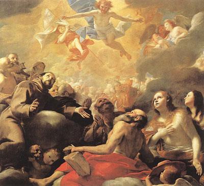 В римском храме похищены четыре картины
