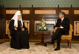 """Патріарх Кирил: """"Ми підтримуємо діалог щодо релігійних питань"""""""