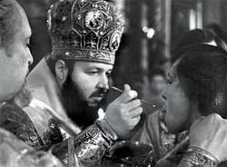 Патриарх и чудо с мешком муки