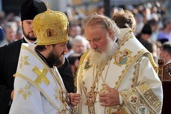"""Патриарх: """"Ситуация в УПЦ соответствует ее реальным потребностям"""""""