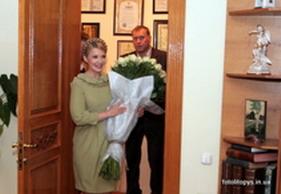 Тимошенко запросили до Ватикану