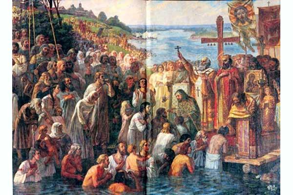Чи готові ми духовно відзначати ювілеї хрещення?