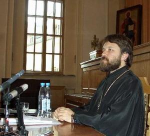 Архиепископ Волоколамский станет телеведущим