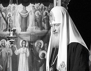 """Патриарх: """"Раскол - реакция на неправильную политику церковной Москвы"""""""