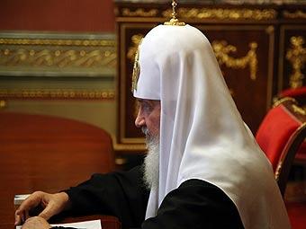 Патриарх Кирилл тоже написал В.Ющенко письмо