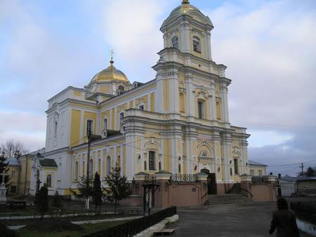 Мозаїка православних у Західній Україні
