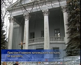 Костел св. Йосифа у Дніпропетровську повернули вірянам