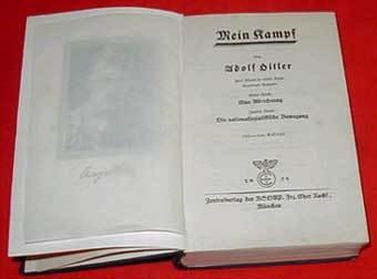 """Євреї Німеччини підтримали перевидання """"Mein Kampf"""""""