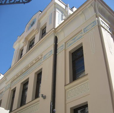 В Риге отреставрирована уникальная синагога