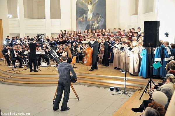 400-летие баптизма отметят в Украине