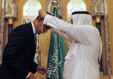 Президент США оценил мусульманский вклад