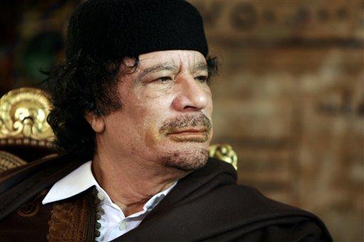М.Каддафи - за сотрудничество Украины и России