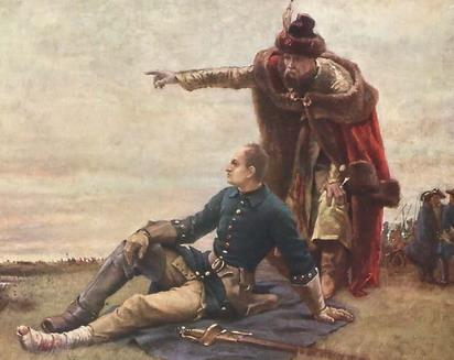 Церковная анафема: случай Ивана Мазепы