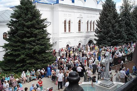 13 сентября начнется крестный ход по маршруту Харьков-Белгород