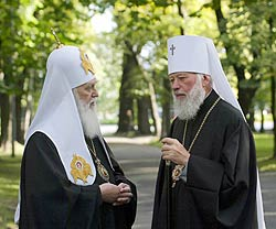 Коментар до рішення Синоду УПЦ про діалог з Церквами