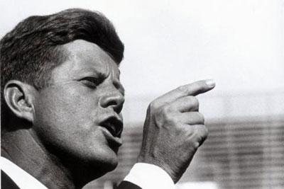 Джон Кеннеді: Важливо, не в яку Церкву ти віриш, а в яку ти віриш Америку