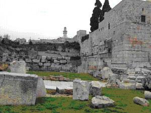 Найдены руины одной из древнейших синагог