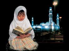 Мусульмане ожидают Ночь предопределения