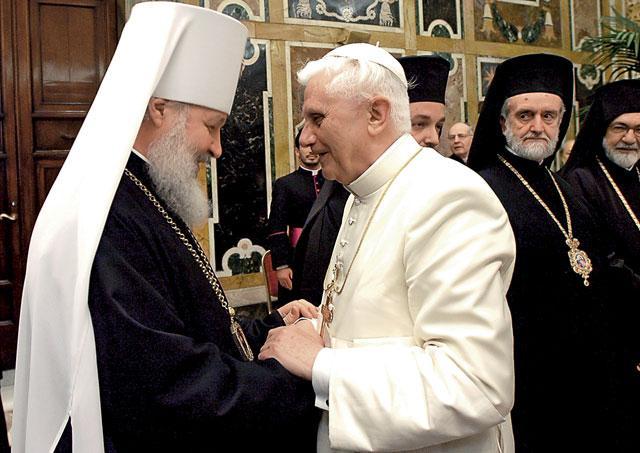 Встреча Папы Римского и патриарха Кирилла будет символической - архиепископ Волоколамский