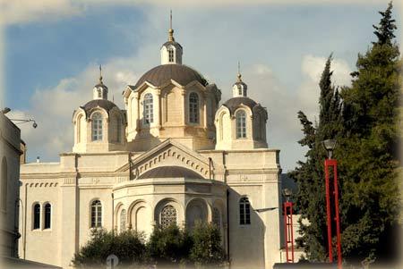 Духовная миссия в Иерусалиме пополнила ряды