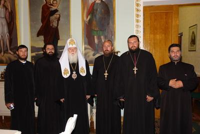 Киевский патриархат начал встречное движение