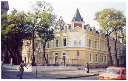 Конференция о 400-летии баптизма открылась в Одессе