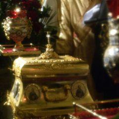 Мощі ліванського святого перебувають у Броварах