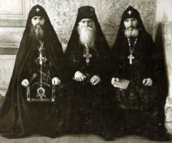 Мощи Глинского старца привезены из Абхазии