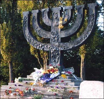 Київські євреї незгодні з забудовою Бабиного Яру