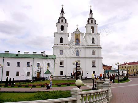 Патриарх Кирилл в Минске говорил о цивилизационном единстве