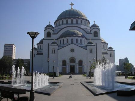Сербские власти предоставили субсидию православной Церкви