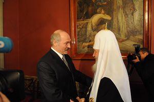 Патриарх Кирилл в Беларуси чувствует себя, как дома