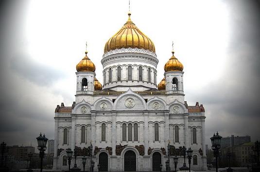 Храм Христа Спасителя застраховали от терактов и вандалов