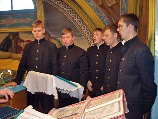 Волынские семинаристы получили свой сайт