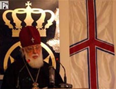 Католикос Илиа ІІ - крестный почти 4 тыс. детей