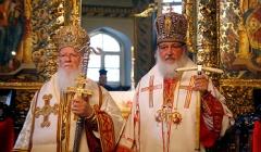 В Киев приезжает Комиссия Константинопольского патриархата