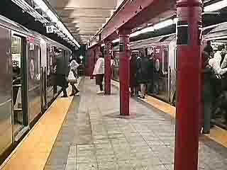 В нью-йоркском метро рекламируют безбожие