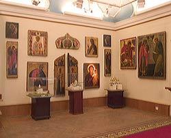 КДА отримала Церковно-археологічний кабінет