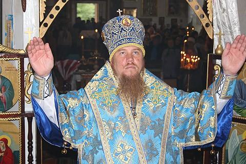 Епископ Бердянский отныне генерал-есаул