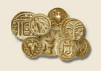 В горах Иудеи найден клад периода антиримского религиозного восстания