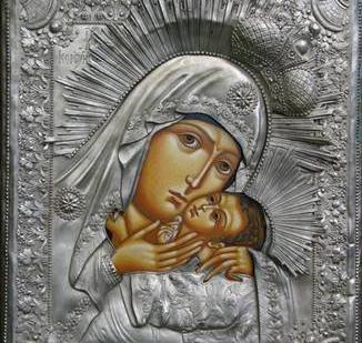 Сегодня день почитания Ефесской (Корсунской) иконы