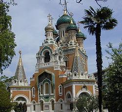 Россия претендует на собор в Ницце
