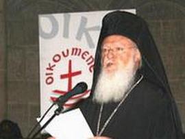 Служение триединству. К 18-летию интронизации Патриарха Варфоломея