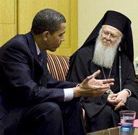Патриарх Варфоломей рассказал в США о вкладе в европейскую культуру