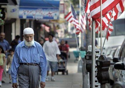 Мусульмане составляют 23% населения Земли