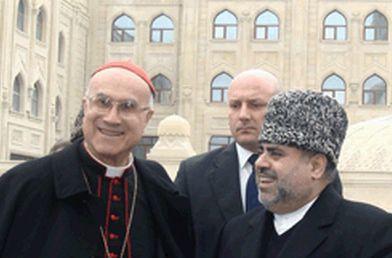 Юбилей шейх уль-ислама собирает религиозных лидеров всего мира